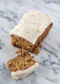 Low FODMAP, Lactose & Gluten free - Carrot & ginger loaf  http://www.onesano.com/#!carrot---ginger-loaf/m3eb6