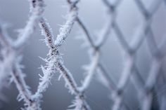 Chain link fence (ice) by ChristianThür Photography on Creative Market Chain Link Fence, Business Illustration, Abstract Photos, Watercolor Cards, Business Card Logo, Winter Time, Creative, Ice, Graphic Design