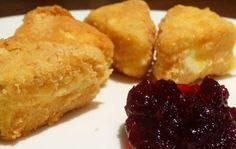 Easy Deep Fried Crispy Coated Camembert or Brie -This Cotswold Girl