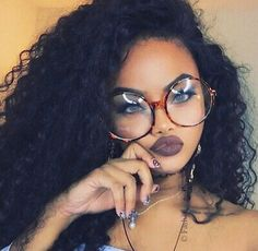 Fashion Women Glasses Frame The Glasses Company Computer Reading Glasses Rickey Smiley Frames Cheap Eyeglasses, Eyeglasses Frames For Women, Circle Glasses, Cute Glasses, Glasses Frames Trendy, Stylish Glasses For Women, Fashion Eye Glasses, Makeup With Glasses, Hipster Women