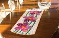 Pickle Blossoms Table Runner Kit