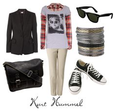 Inspired by Kurt Hummel (Glee)