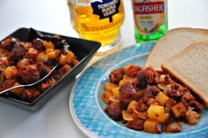 Dusty's Foodie Adventures: Goa Sausage Chilli Fry