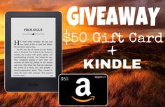 Enter to win a #Kindle + $50 #GiftCard! #books #PNR #UrbanFantasy #Fantasy #Romance