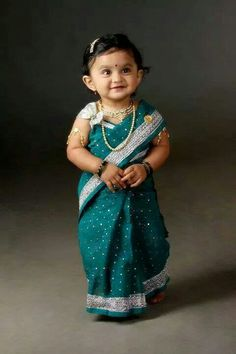 Cute little Indian girl....