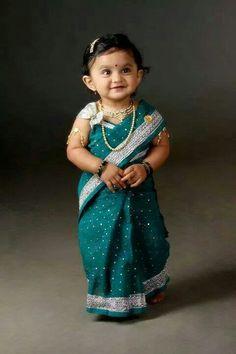 Cute little Indian girl....