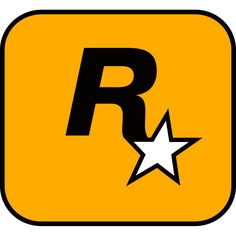 """This is another company and symbol that most gamers can recognize. It created the famous franchise of """"Grand Theft Auto""""."""