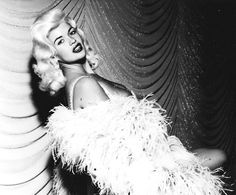 Jayne Mansfield c. 1950's