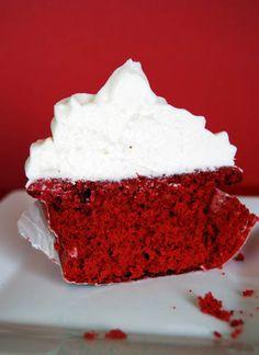 Kathleen's Red Velvet Cupcakes