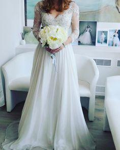 Sylwia Kopczyńska Polish designner wedding dress