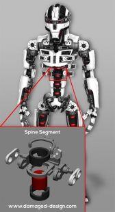 3D프린터로 만든 정교한 로봇피규어. 취미생활로 피규어를 만든다는 것을 오타쿠로 취급하지 말아주세요. 취존!!