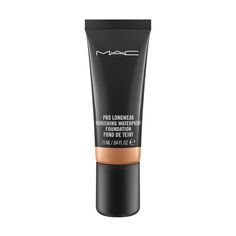 Pro Longwear Nourishing Waterproof Foundation: A waterproof formula that lasts for 24 hours and can be used as a foundation or concealer.