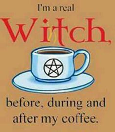 Real Witch...