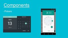 android calendar material design - Google Search