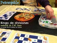 El bingo de las divisiones, por JM Cano :El sonido de la hierba al crecer