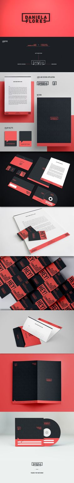 Daniela Flores Chacon Designer Branding by Daniela Flores Chacon   Fivestar Branding Agency – Design and Branding Agency & Curated Inspiration Gallery