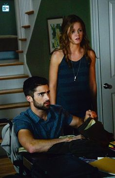 """Norrie+Hunter Under The Dome Season 3 Episode 9 """"Plan B"""""""