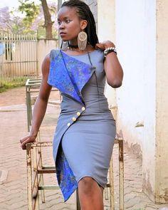 Envelope inspired dress for Kshs.3500