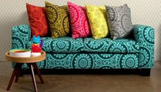 Bring Design Team fabrics into your home with great  original South African Designer and printed textiles