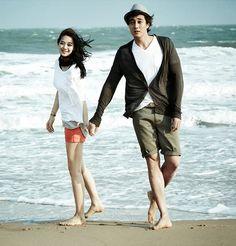 So Ji Sub y Shin Min Ah inscriben para jugar pareja romántica en el próximo drama Oh My God