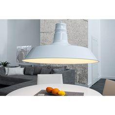 Moderne hanglamp Luca wit - 22868