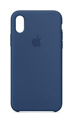d3fca08ccf5 Apple MQT12ZM/A Funda iPhone X de Silicona, color negro en 2019 ...