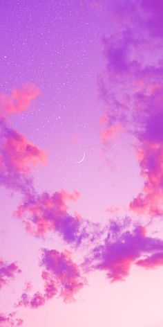 Purple Wallpaper Iphone, Cloud Wallpaper, Rainbow Wallpaper, Iphone Wallpaper Tumblr Aesthetic, Iphone Background Wallpaper, Butterfly Wallpaper, Aesthetic Pastel Wallpaper, Galaxy Wallpaper, Glitter Wallpaper