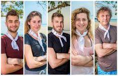 les 5 finalistes de Koh - lanta 2016
