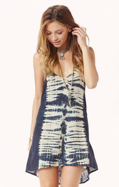 halter scarf dress by BLUE LIFE #planetblue
