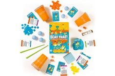 Packing a camp care package? These board games for camp are so fun, and best of all, easy to play with an entire bunk of kids so no one feels left out. #summercamp #parentingtips #groupgames #gamesforkids #giftsforkids #familygamenight Cool Gifts For Kids, Fun Games For Kids, Group Board Games, Mature Games, Camp Care Packages, Really Fun Games, Apple Types, Fun Group