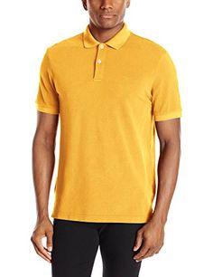4f6cd36d Mega Shop | Dockers Men's Soda-Wash Pique Polo Shirt Mega Shopping, Pique  Polo