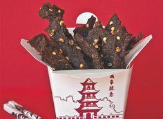 Hot Stuff: Kung Pao Beef Jerky