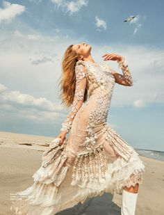 """thesocietynyc:  """"Vibes ✨✨✨Eniko Mihalik, photographed by: Egor Tsodov  See more here  """""""