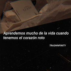 Y cuando no tmb Frases Tumblr, Tumblr Quotes, Bitch Quotes, True Quotes, Rough Day, Sad Love, Love Notes, Photo Quotes, Spanish Quotes