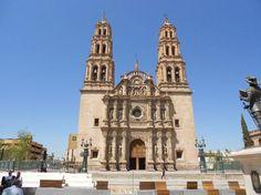 Catedral Metropolitana de Chihuahua. Chihuahua, México.