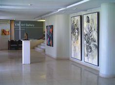 PAKISTAN // VM Art Gallery, from '10 Stunning Contemporary Art Galleries in Karachi' // http://theculturetrip.com/asia/pakistan/articles/10-stunning-contemporary-art-galleries-in-karachi-pakistan/
