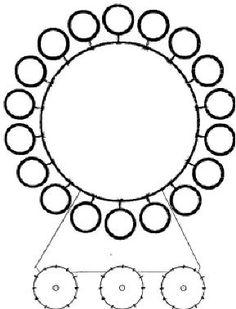 Psionics Radionics Psychotronics Circle Box Transmitter