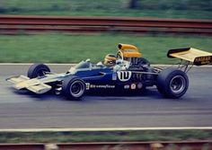 David Hobbs  - Lola T330 [HU15] Chevrolet V8 - Hogan/Haggar Racing - L&M F5000 Championship, round 4 - © Terry Capps 2013