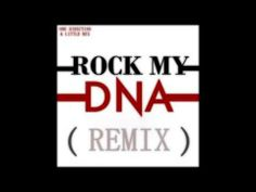 Rock Me by One Direction and DNA by Little Mix mash-up!! It's really really good!!!!! Two of my favorite bands put together into an amazing song!!!!!!!