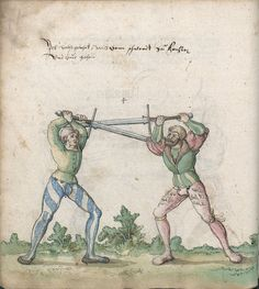 Title: Goliath (MS Germ.Quart.2020), Page: Folio 16v, Date: 1510-1520