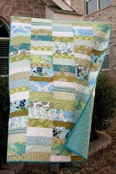 modern quilt pattern on etsy
