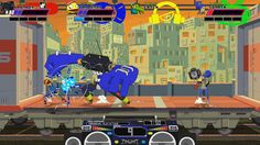 Home-run fighter Lethal League comes to consoles in May