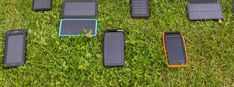 Which is the best solar phone charger for you? Check out our guide and easily compare several top rated solar chargers. Cell Phone Pouch, Best Cell Phone, Best Smartphone, Solar Phone Chargers, Solar Charger, Cell Phone Companies, Iphone Charger, Old Phone, New Phones