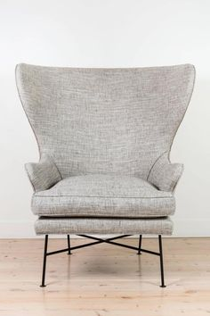137 best modern wing chair images on pinterest wing chairs chaise