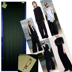 Black large pants a must have to complete the numerous outfits for Spring Summer 2016. By TQ tutti quanti Italy less than 10 € -------- Pantaloni neri larghi per comporre i numerosi look per la Primavera Estate 2016 a meno di 10 €. TQ Tutti Quanti Italia #pants #fashion #springsummer2016 #summer2016 #pantaloni #trend #moda #estate2016