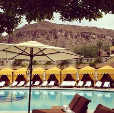 The Phoenician, Resort & Spa. The best.