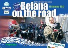 "Torna la ""Befana on the road"", quarta edizione. - http://virgiliosalerno.myblog.it/archive/2013/01/04/la-befana-salerno.html"