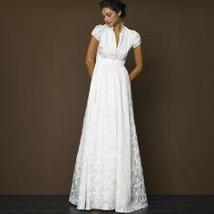 Found Lost: The elusive Daphne dress - Classic Bride Blog
