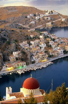Symi Island - Greece