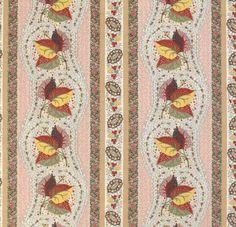 Casse-Noisette. 100% Cotton http://www.decorsbarbares.com/fabrics/casse-noisette/